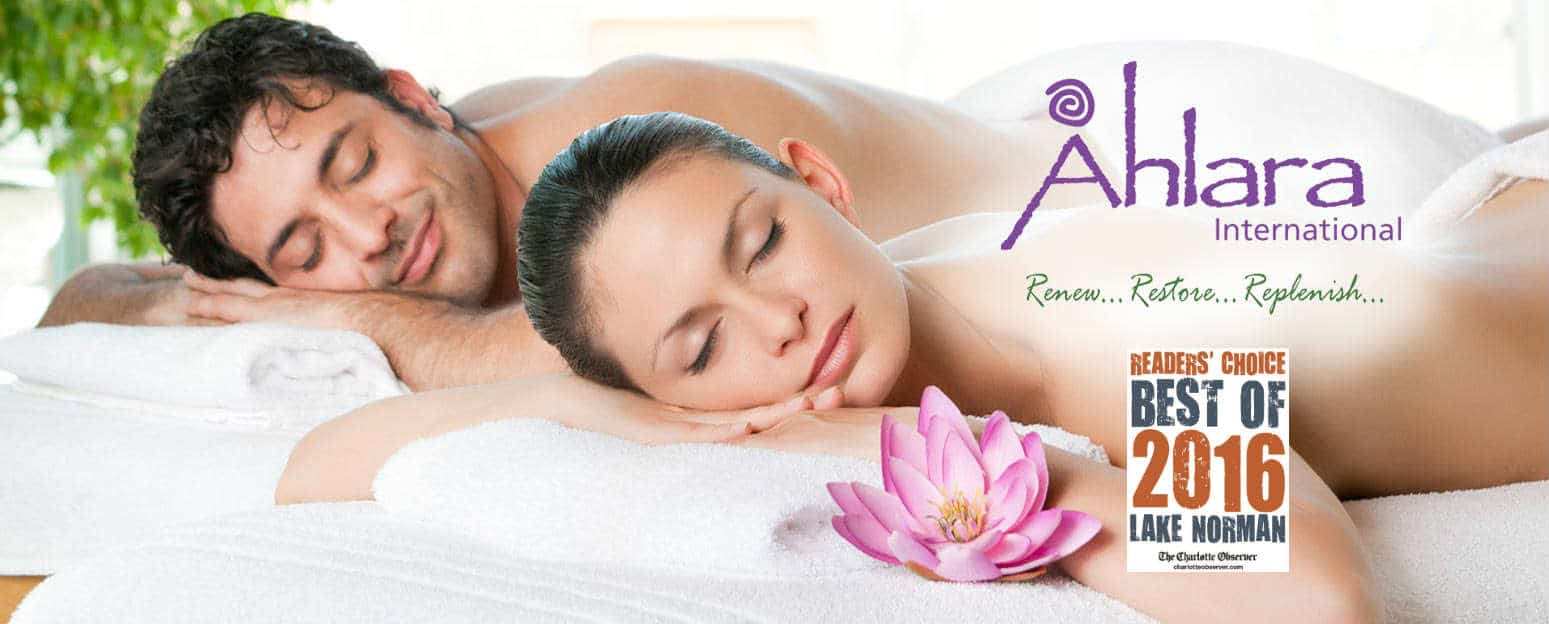 couples massage lake norman