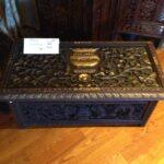 Nepal 2 Folding Table $450