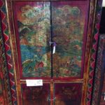 Tibet 4 Reproduction Chest $750