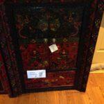 Tibet 6 Antique Carved Torgam $1950