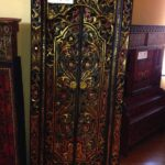Bali 1 Painted Doorway $500