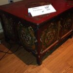 Tibet 15 Antique Table $550