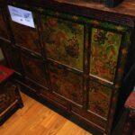 Tibet 17 Antique Chest $1200