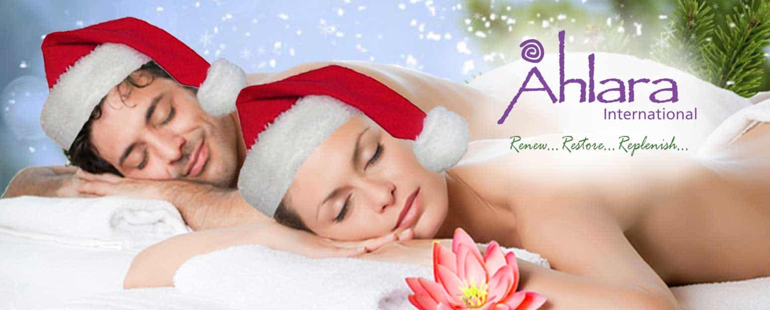 Spa gift certificates for the holidays